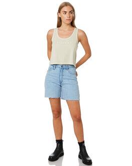 PEYOTE WOMENS CLOTHING THRILLS SINGLETS - WTR9-150KPPEY