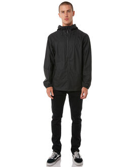BLACK MENS CLOTHING IMPERIAL MOTION JACKETS - 201603009068BLK