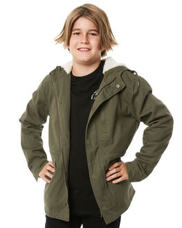 MILITARY KIDS BOYS SWELL JUMPERS + JACKETS - S3172381MILIT
