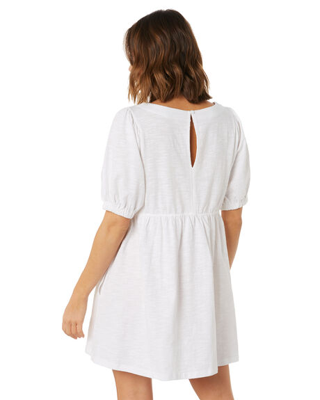 WHITE WOMENS CLOTHING SWELL DRESSES - S8222247WHT