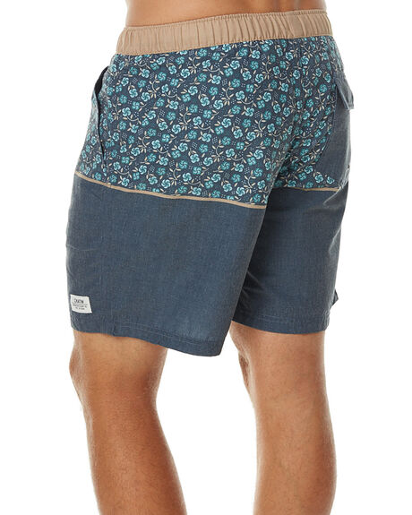NAVY MENS CLOTHING KATIN BOARDSHORTS - TRROS16NVY