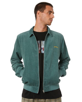 BOTTLE GREEN MENS CLOTHING INSIGHT JACKETS - 5000005055BTLGR