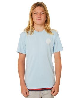 BLUE ICE KIDS BOYS RIP CURL TOPS - KTEMB25294