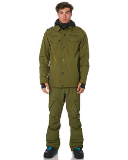 MILITARY BOARDSPORTS SNOW VOLCOM MENS - G0651906MIL