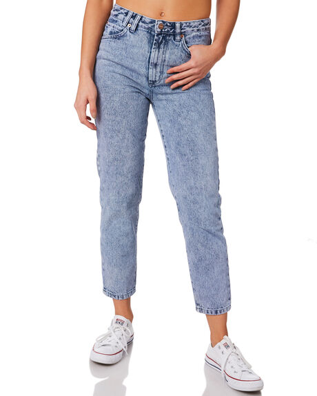 PURPLE WOMENS CLOTHING INSIGHT JEANS - 5000002773PURP