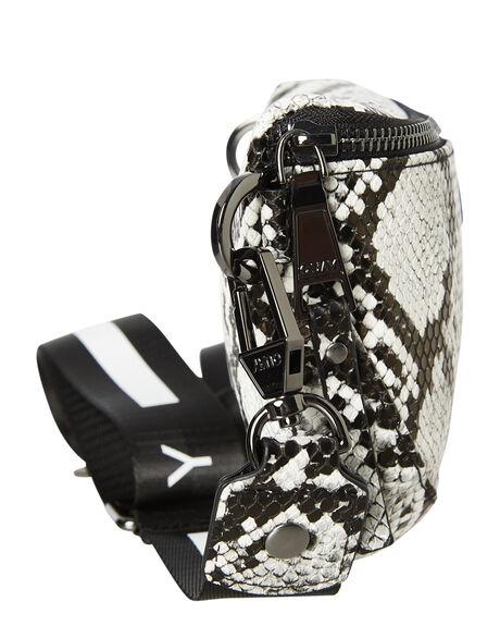 SNAKE GUNMETAL WOMENS ACCESSORIES QUAY EYEWEAR BAGS + BACKPACKS - QA-000324SNK