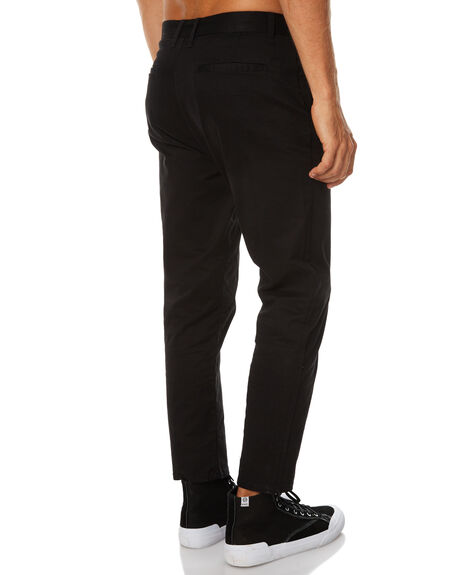 BLACK MENS CLOTHING SWELL PANTS - S5173196BLK