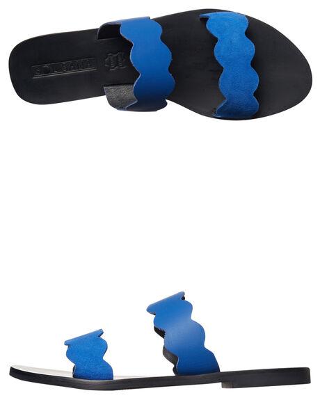 COBALT WOMENS FOOTWEAR SOL SANA FASHION SANDALS - SS172S402COB