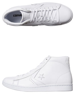 WHITE WOMENS FOOTWEAR CONVERSE SNEAKERS - 558016WHT
