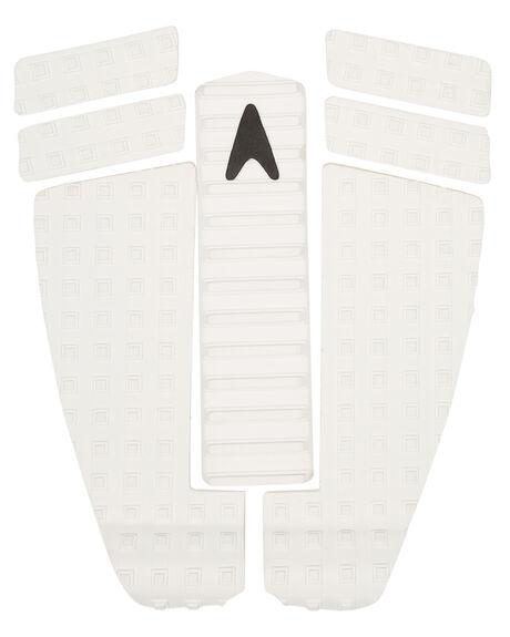 WHITE SURF HARDWARE ASTRODECK TAILPADS - SK1-MGBLK