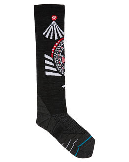 BLACK BOARDSPORTS SNOW STANCE MENS - M718D19FAC_BLK