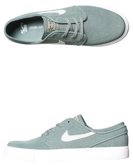 CLAY GREEN GREY WOMENS FOOTWEAR NIKE SNEAKERS - SSAH6417-300W