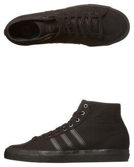 BLACK BLACK MENS FOOTWEAR ADIDAS ORIGINALS SNEAKERS - BY4246BKBK