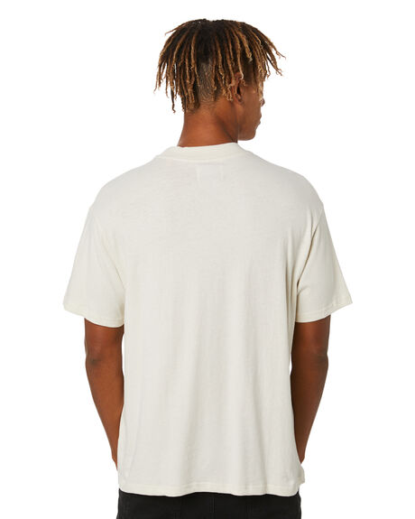 WHITE MENS CLOTHING THE CRITICAL SLIDE SOCIETY TEES - TE2043WHT