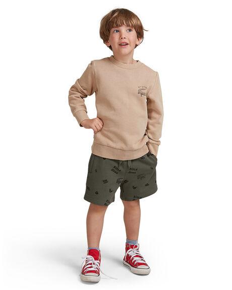 PINE KIDS BOYS BILLABONG SHORTS - BB-7517700-PI2