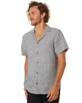 PINSTRIPE OUTLET MENS MR SIMPLE SHIRTS - M-04-40-39PIN