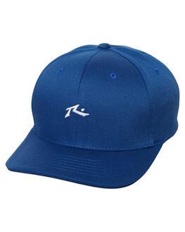 MILES BLUE MENS ACCESSORIES RUSTY HEADWEAR - HCM0876MLU