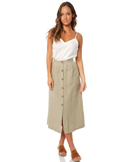 SAGE WOMENS CLOTHING RHYTHM SKIRTS - JUL18W-SK01SAGE