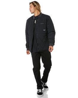 TRUE BLACK MENS CLOTHING BURTON JACKETS - 16142105002