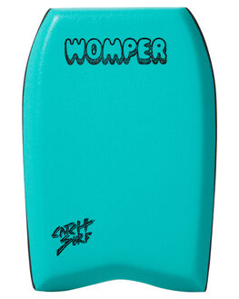 TURQUOISE BOARDSPORTS SURF CATCH SURF ACCESSORIES - WOMP-16TURQ