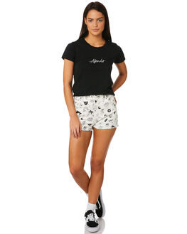 SEA PUNK WOMENS CLOTHING AFENDS SHORTS - W184302SPUNK