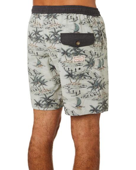 SAGE MENS CLOTHING RHYTHM BOARDSHORTS - JUL19M-JM10-SAG