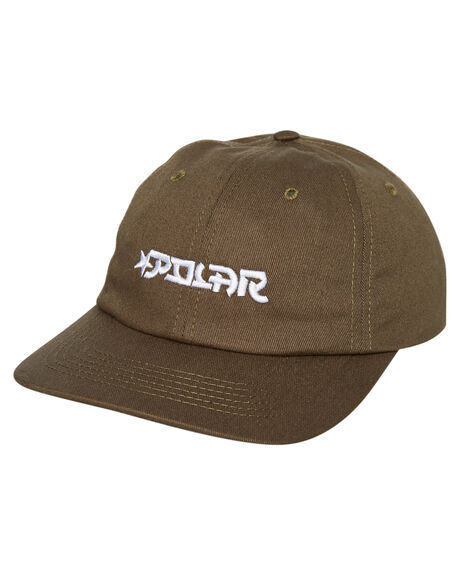 SAGE STRIPE MENS ACCESSORIES POLAR SKATE CO. HEADWEAR - PSCSTARSAGE