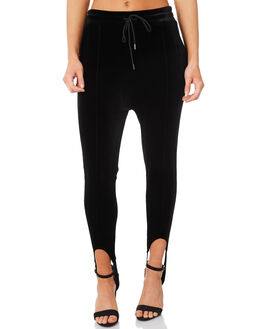 BLACK WOMENS CLOTHING CAMILLA AND MARC PANTS - RCMP4242BLK