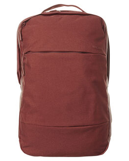 DEEP RED MENS ACCESSORIES INCASE BAGS - INCO100207DRD