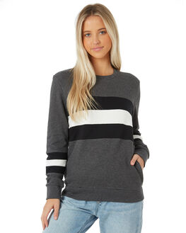 CHARCOAL WOMENS CLOTHING SWELL JUMPERS - S8183551CHAR
