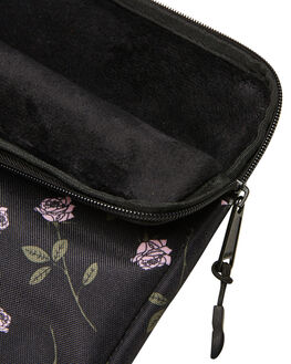 ROSE BLACK WOMENS ACCESSORIES PARKLAND OTHER - 20017-00280-15ROSE