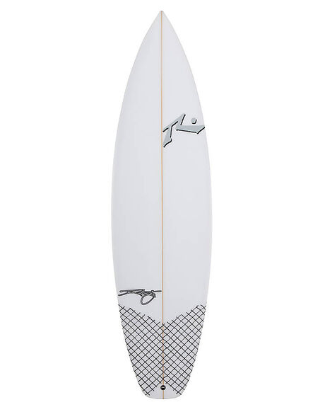 CLEAR BOARDSPORTS SURF RUSTY SURFBOARDS - RUSLACKERRCLR1