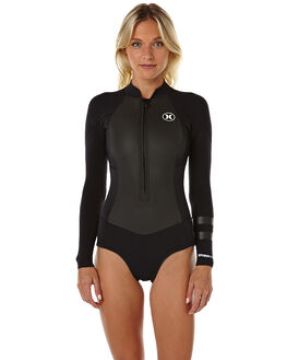BLACK SURF WETSUITS HURLEY SPRINGSUITS - GSS000003000A