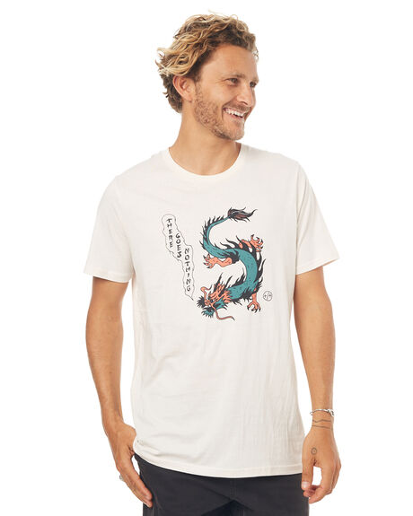 OYSTER MENS CLOTHING GLOBE TEES - GB01720012OYS