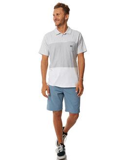GREY MARLE MENS CLOTHING BILLABONG SHIRTS - 9572143GYM