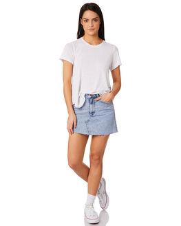PURPLE WOMENS CLOTHING INSIGHT SKIRTS - 5000002774PURP
