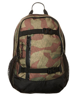 SPLINTER CAMO PRINT MENS ACCESSORIES BURTON BAGS - 152861316