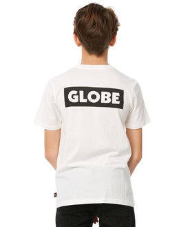 BLANC KIDS BOYS GLOBE TEES - GB41730001BLANC