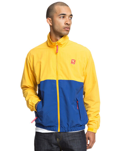 GOLDEN ROD MENS CLOTHING DC SHOES JACKETS - EDYJK03183YKK0