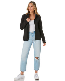 BLACK WOMENS CLOTHING O'NEILL JACKETS - 8A5904BLACK