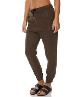 GRAVEL WOMENS CLOTHING RUSTY PANTS - PAL1000GRV