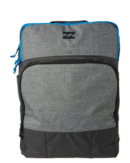 GREY HEATHER MENS ACCESSORIES BILLABONG BAGS + BACKPACKS - 9682237GRYH