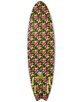 SKY BLUE SURF SOFTBOARDS CATCH SURF PERFORMANCE - ODY66PRO-QSK17
