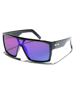 BLACK BLUE MENS ACCESSORIES UNIT SUNGLASSES - 14180002ABLKBL