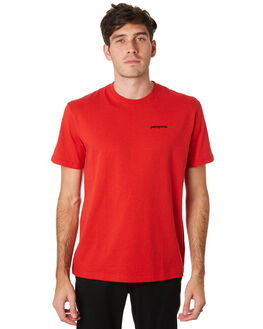 FIRE MENS CLOTHING PATAGONIA TEES - 39174FRE