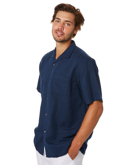 NAVY OUTLET MENS ACADEMY BRAND SHIRTS - 20S890NVY