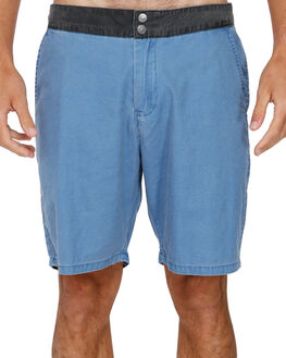 BIJOU BLUE MENS CLOTHING QUIKSILVER SHORTS - EQYWS03554BNG0