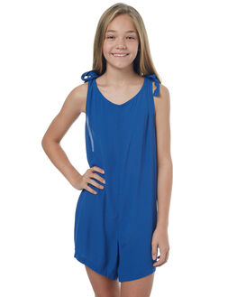 NAVY KIDS GIRLS SWELL PLAYSUITS + OVERALLS - S6171470NVY