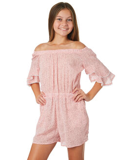 DITSY PRINT KIDS GIRLS EVES SISTER DRESSES + PLAYSUITS - 9520024PRNT