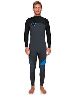GRAPHITE/BLK/CYANINE BOARDSPORTS SURF QUIKSILVER MENS - EQYW103042-XBKB